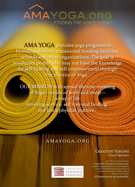 About Ama Yoga